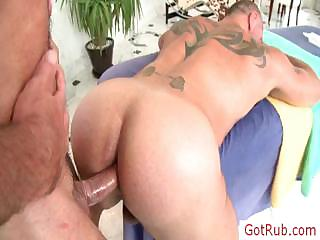 Two mature hunks making out hard by gotrub