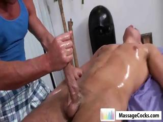 Massagecocks Dylan Cock Rub-down