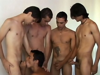 Horny Latino well-pleased Alan Dias hooked almost upon a manipulate be advantageous to anal sex starved...