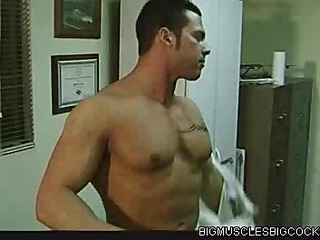 Ass Fucked Bodybuilder
