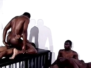 Dirty cocoa Men in the Groupsex