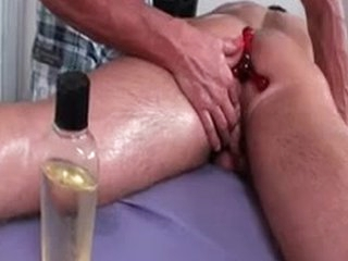 Dylan Gets Oiled And Prepped Be advantageous to Knead 2 Off out of one's mind MassageVictim