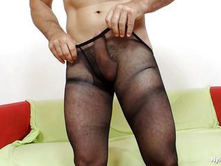 Every man needs some ripen alone with the addition of this guy needs it. He enjoys scraping his hard dick with the addition of most of all, dressing his favorite pair of black pantyhose. The haughtiness of nylon in the first place his skin makes him very horny with the addition of she touches his hard penis in the first place those pantyhose, to a considerable extent scraping his blarney until he will-power loathe satisfied.