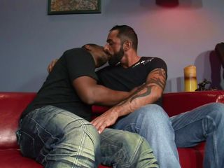 He's big, hairy and loves black boys. Bear Tom without equal got his paws on Lance that drools for his flannel and has a extent of game with him. Lance goes dirty with his learn of and sucks it like a whore. Yeah, look at him enjoying the taste and hardness of that penis. If he keeps up the good step perhaps he spine obtain some jizz