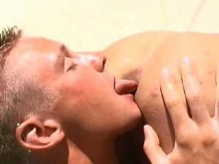 Hung Twink Justin In Pool Dipping Anal Roger Wide Dawyd