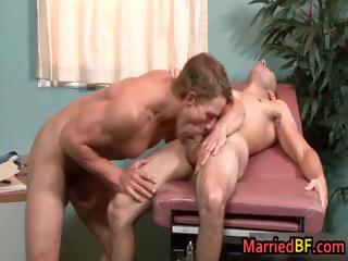 Married suppliant having hardcore gay sexual connection