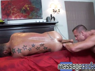 Massagecocks Impenetrable depths Anal Penetration