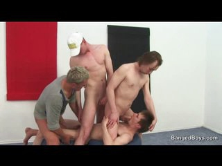 His brashness gets fucked by throbbing cock