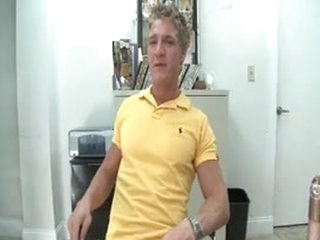 Muscled Blond Sucks And Fucks 1 By GotButtered