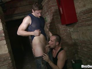 Although it's a public place go off at a tangent basement is unalloyed be proper of gays to essay a fuck. These guys are here be proper of us and they want to stance us how much entertainment they essay sucking cock. Pretty Paris rubs his dick and then Savkov approaches and takes out his. Paris kneels in front of him and enjoys the hardness and taste of his penis
