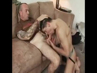drag inflate and RIDE bare your tattoo'd Daddy boy