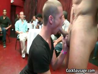 Horny and drunk gay guys having a party part2