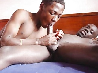 Blissful African Frowardness And Hands Hard Within reach Sexual intercourse Work