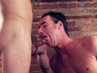 Sam is at it forever as he breaks in the sweet tight cocoa-hole elsewhere hot...