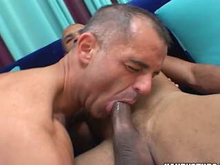 Two hot jocks suck on eac others cocks...
