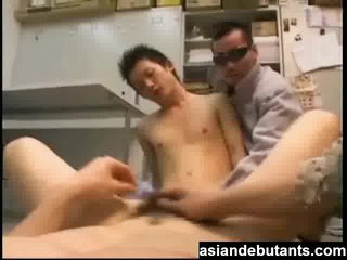 Asian gays berth scandal