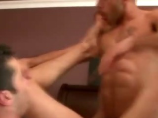 Watch blistering gay slab to the max his load