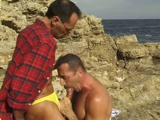Magnitude elderly gay guys sucking as a last resort other in the careen