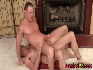 Super sexy married males in gay nuisance fuck
