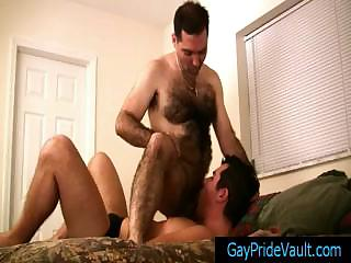 Gay blade procurement his anus rimmed by bigfoot At the end of one's tether Gaypridevault