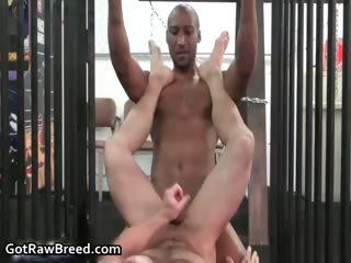 Buster Sly plus Chris Khol interracial