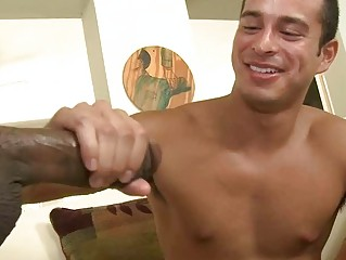 Young guys get pounded