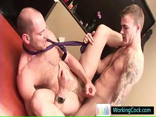Breathtaking happy-go-lucky studs in hardcore happy-go-lucky porn wits workingcock
