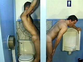 Glory holes are there for a reason plus muscle mendicant Marc is not about...