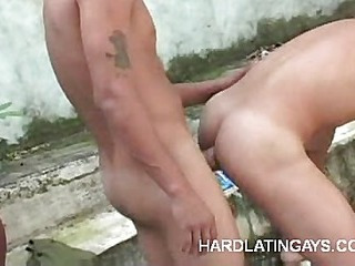 Diego and Juan Having Buttsex
