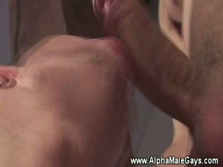 Studs drag inflate eachothers nipples and dick