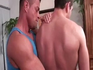 Dylan Roberts Gets His Amazing Body Massaged 3 Away from MassageVictim