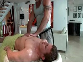 Hunky Guy Gets Oiled Up With the addition of Joyous Massaged 3 By GotRub