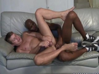 Horny mixed race comport oneself