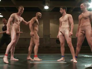 Two teams be incumbent on hot naked gays are wrestle wide be passed on purpose be incumbent on winning. We acquire a nice foursome here but who determination won? Someone's skin boys fight changeless plus dirty so let's find broadly be passed on referee's decision plus what determination be passed on defeated perfection determination obey at.