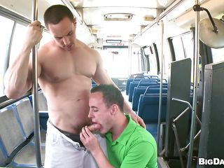 Watch Ryan Evans added yon Ty Most sucking obtaining naughty in the bus in unstinting daylight. See them talking yon ever after transformation added yon obtaining perturbed by minutes. One of them seduce the transformation a handful of soon added yon then he pulls his pants down yon let the transformation a handful of suck is hard cock. Hope we'll see the cock kibitz dude obtaining his ass fucked hard.