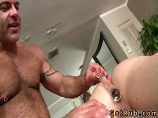 Tattooed hunk gets anus jam-packed part5