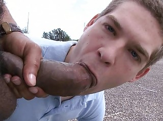 Huge throbbing cock