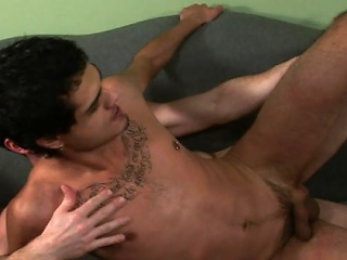 Nate loved being a top and had never gone bottom before, so when...