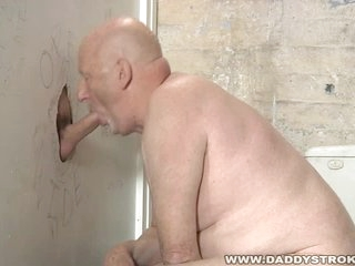 Gloryhole Suck With an increment of Clear off