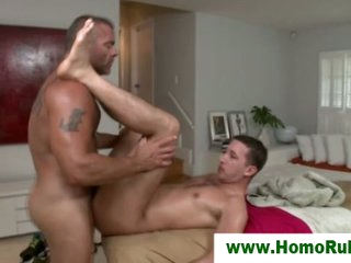 Straight dude fucked be proper of first time