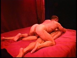 Bodybuilder boyfriends derriere play and roger