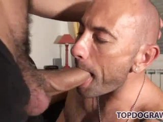 Deepthroat blowjob and hardcore anal sex