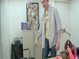Sexy Gay Guy Gets His Ass And Mouth Buttered In the air Office 4 By GotButtered