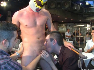 He got dicksucked right at the party! They adore back meet some boys!